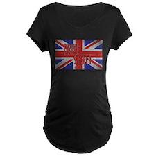 Drive Shaft LOST Black T-Shirt