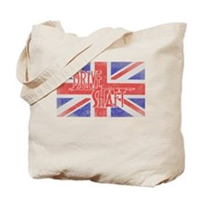 Drive Shaft LOST Tote Bag