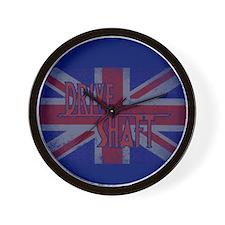 Drive Shaft LOST Wall Clock
