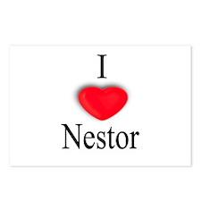 Nestor Postcards (Package of 8)