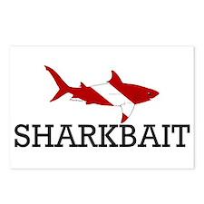 Sharkbait Postcards (Package of 8)