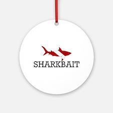 Sharkbait Ornament (Round)