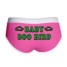 Baby Boo Bird! Women's Boy Brief