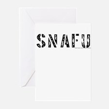 SNAFU - Greeting Cards (Pk of 20)