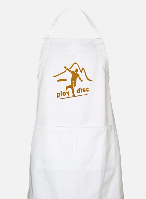 Disc Golf Launch Rust Apron