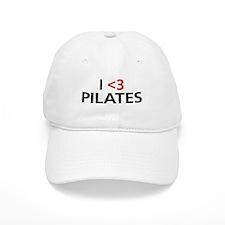 I <3 Pilates Baseball Cap