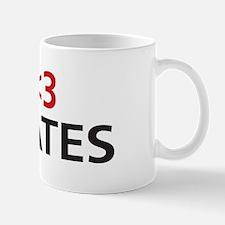 I <3 Pilates Mug