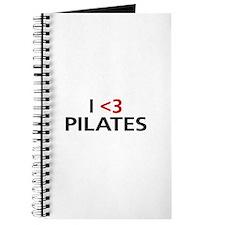 I <3 Pilates Journal