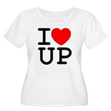 I <3 UP - T-Shirt