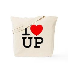 I <3 UP - Tote Bag