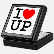 I <3 UP - Keepsake Box