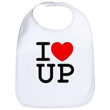 I <3 UP - Bib