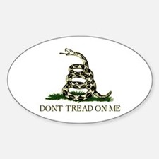 Don't Tread On Me - Decal