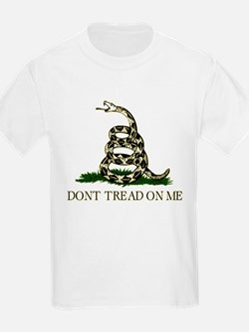 Don't Tread On Me - T-Shirt