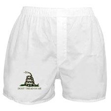 Don't Tread On Me - Boxer Shorts