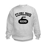 Curling Crew Neck
