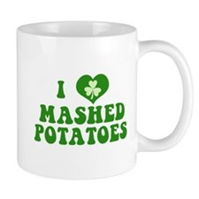 I Love Mashed Potatoes Mug