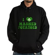 I Love Mashed Potatoes Hoodie