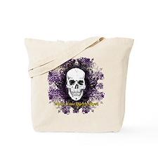 Unique Fear no evil Tote Bag