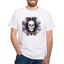 Unique Lady death t s Shirt