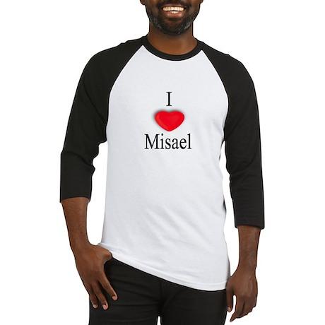 Misael Baseball Jersey