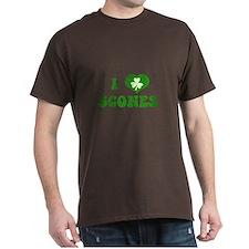 I Love Scones T-Shirt