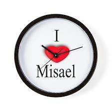 Misael Wall Clock