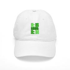 Green - It Is What It Is Baseball Cap