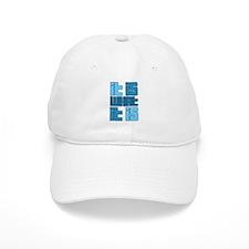 Blue - It Is What It Is Baseball Cap