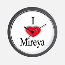 Mireya Wall Clock