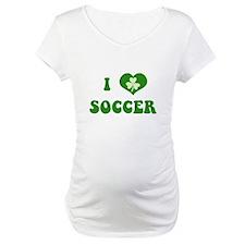 I Love Soccer Shirt