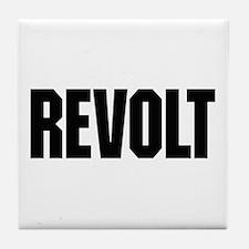 Revolt Tile Coaster