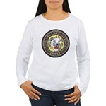 Salt Lake County SWAT Women's Long Sleeve T-Shirt