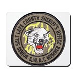 Salt Lake County SWAT Mousepad