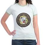 Salt Lake County SWAT Jr. Ringer T-Shirt
