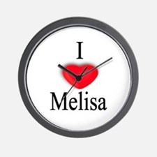 Melisa Wall Clock