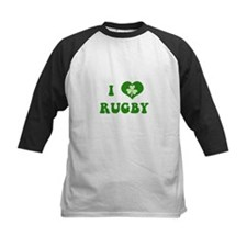 I Love Rugby Tee
