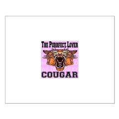 The Purrfect Lover Cougar Posters