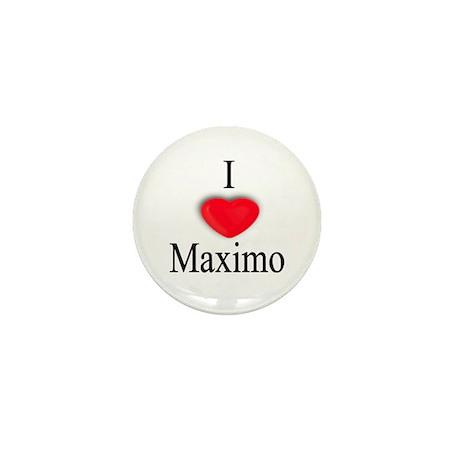 Maximo Mini Button (100 pack)