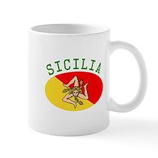 Sicilian Flag Mug