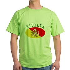 Sicilian Flag T-Shirt