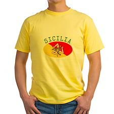 Sicilian Flag T
