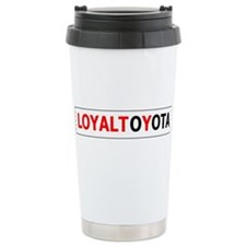 Stainless Steel LOYALTOYOTA Travel Mug