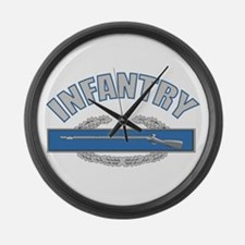 INFANTRY Large Wall Clock