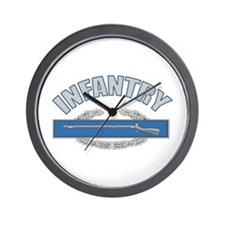 INFANTRY Wall Clock