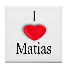Matias Tile Coaster