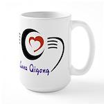 LunaQigong Logo Large Mug