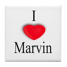 Marvin Tile Coaster