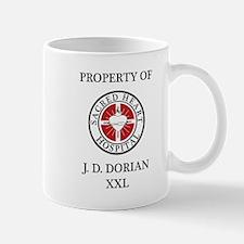 Property of J D Dorian Mug