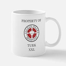 Property of Turk Mug